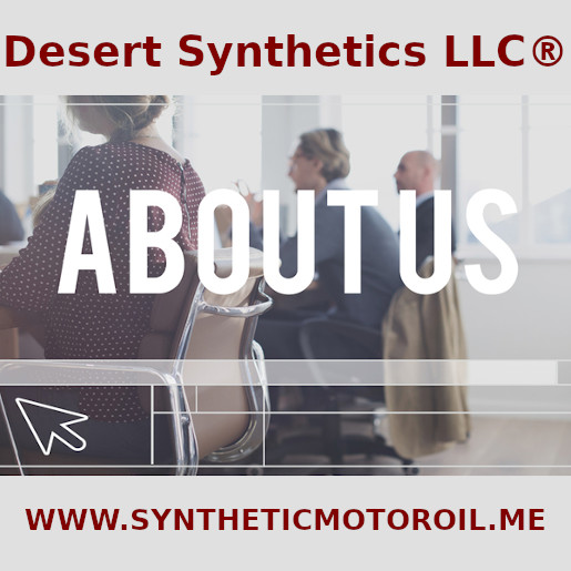 About Desert Synthetics LLC