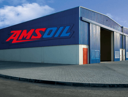 Amsoil Distribution Centers United States and Canada
