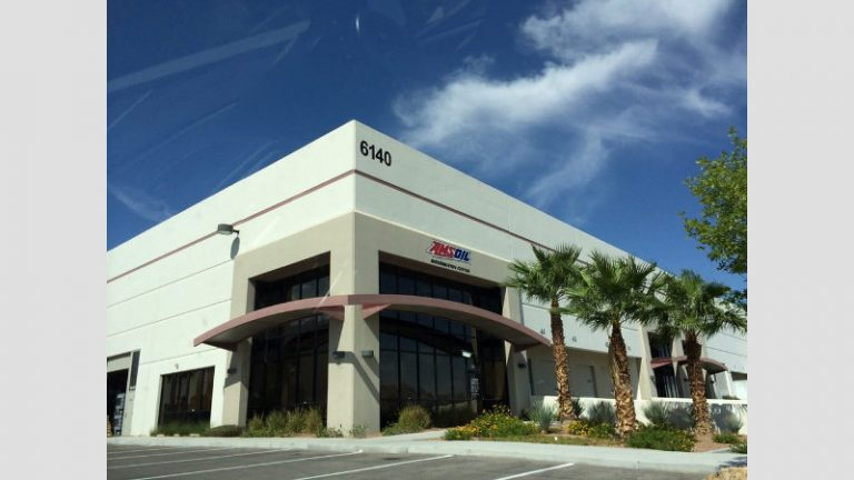 Amsoil Warehouse 6140 North Hollywood Blvd, Suite 106 Las Vegas, NV 89115