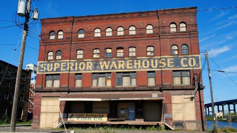 Amsoil Distribution Center 1101 Susquehanna Ave Superior, WI 54880