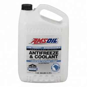 Low Toxicity Antifreeze and Engine Coolant ANT