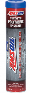 Amsoil Synthetic Polymeric Truck, Chassis and Equipment Grease, NLGI #1 GPTR1CR