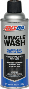 Amsoil Miracle Wash Waterless Wash and Wax Spray AMWSC