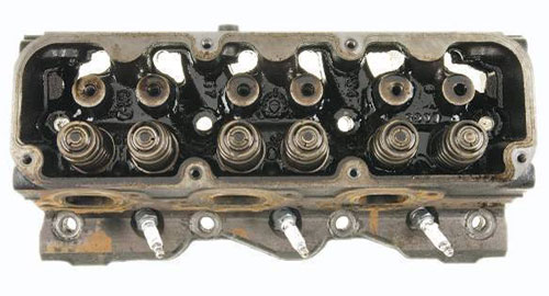 Cylinder Heads Pre-Cleanup