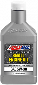 Amsoil 5W-30 Synthetic Small Engine Oil AES