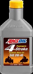 Amsoil Formula 4-Stroke Power Sports Synthetic Motor Oil AFF