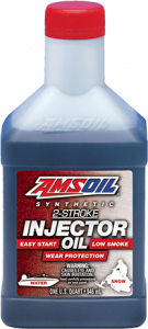 Synthetic 2-Stroke Injector Oil AIO