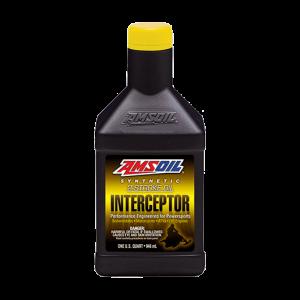 INTERCEPTOR® Synthetic 2-Stroke Oil AIT