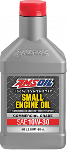 Amsoil 10W-30 Synthetic Small Engine Oil ASE