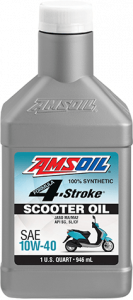 Formula 4-Stroke Synthetic Scooter Oil ASO
