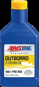 Outboard 100:1 Pre-Mix Synthetic 2-Stroke Oil ATO