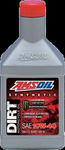 Amsoil 10W-40 Synthetic Dirt Bike Oil DB40