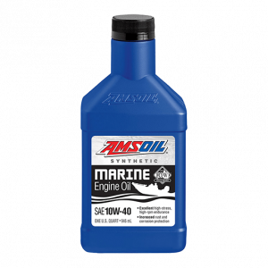 10W-40 Synthetic Marine Engine Oil WCF