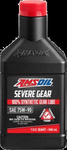 Amsoil Severe Gear® 75W-90 Gear Lube SVG