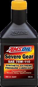 Amsoil SEVERE GEAR® 75W-110 SVT