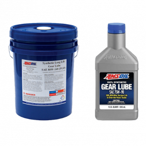 Amsoil Long Life Gear Lubes
