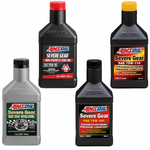 Amsoil Severe Gear® Lubes