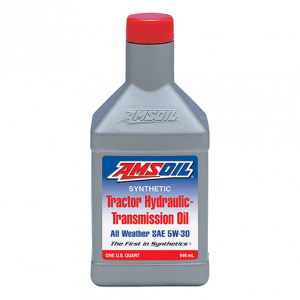 Synthetic Tractor Hydraulic Transmission Oil SAE 5W-30 ATH