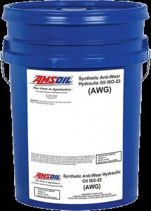 Synthetic Anti-Wear Hydraulic Oil - ISO 22 AWG