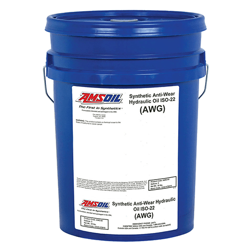 Synthetic Anti-Wear Hydraulic Oil - ISO 22 AWG