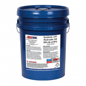 Synthetic Anti-Wear Hydraulic Oil - ISO 46 AWI
