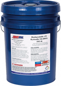Amsoil Biodegradable Hydraulic Oil ISO 46 BHO