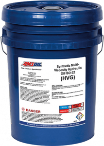 Amsoil Synthetic Multi-Viscosity Hydraulic Oil - ISO 22 HVG