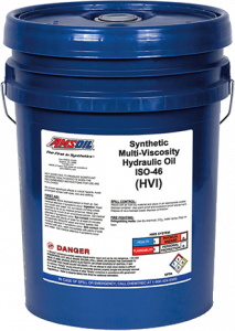 Amsoil Synthetic Multi-Viscosity Hydraulic Oil - ISO 46 HVI