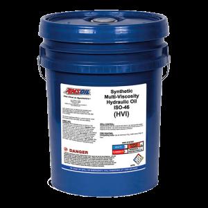 Synthetic Multi-Viscosity Hydraulic Oil - ISO 46 HVI