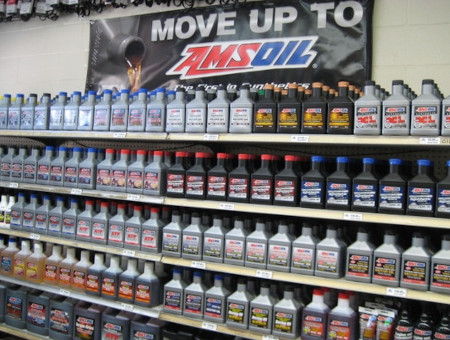 Amsoil's Complete Product Line