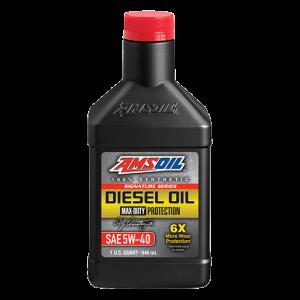 Signature Series Max-Duty Diesel Oil 5W-40 DEO