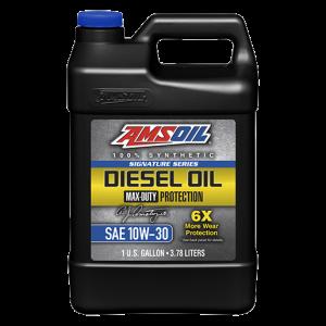 Signature Series Max-Duty Diesel Oil 10W-30 DTT