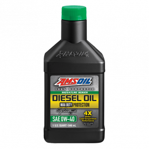 Signature Series Diesel Oil 0W-40 DZF