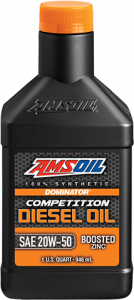 DOMINATOR 20W-50 Competition Diesel Oil DCO