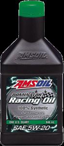 DOMINATOR® 5W-20 Racing Oil RD20