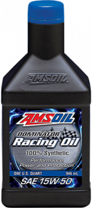 DOMINATOR® 15W-50 Racing Oil RD50