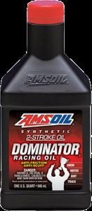 DOMINATOR® Synthetic 2-Stroke Racing Oil TDR