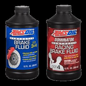 Dot 3 & Dot 4 Racing Brake Fluid