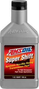 Amsoil Super Shift® Racing Transmission Fluid SAE 10W ART
