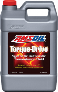 Amsoil Torque-Drive® Synthetic Automatic Transmission Fluid ATD