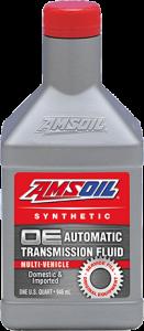 Amsoil OE Multi-Vehicle Synthetic Automatic Transmission Fluid OTF