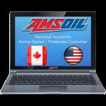 Amsoil Preferred Customer Account