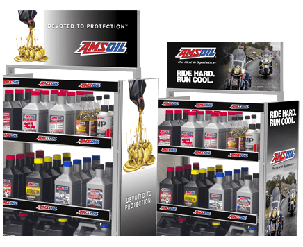 Sell Amsoil Products In Your Store